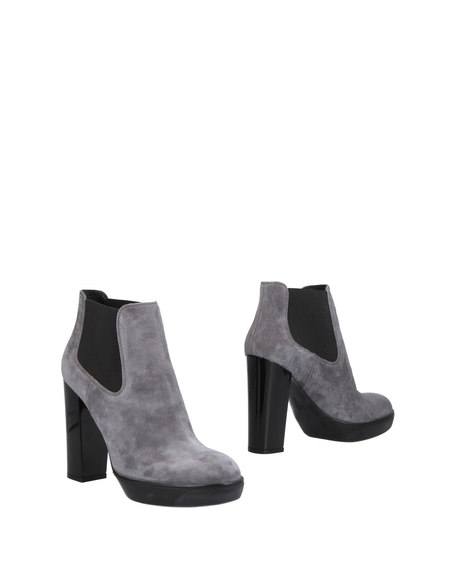 Haltbare Mode billige Schuhe Hogan Stiefelette Damen  11505315WK Heiße Schuhe