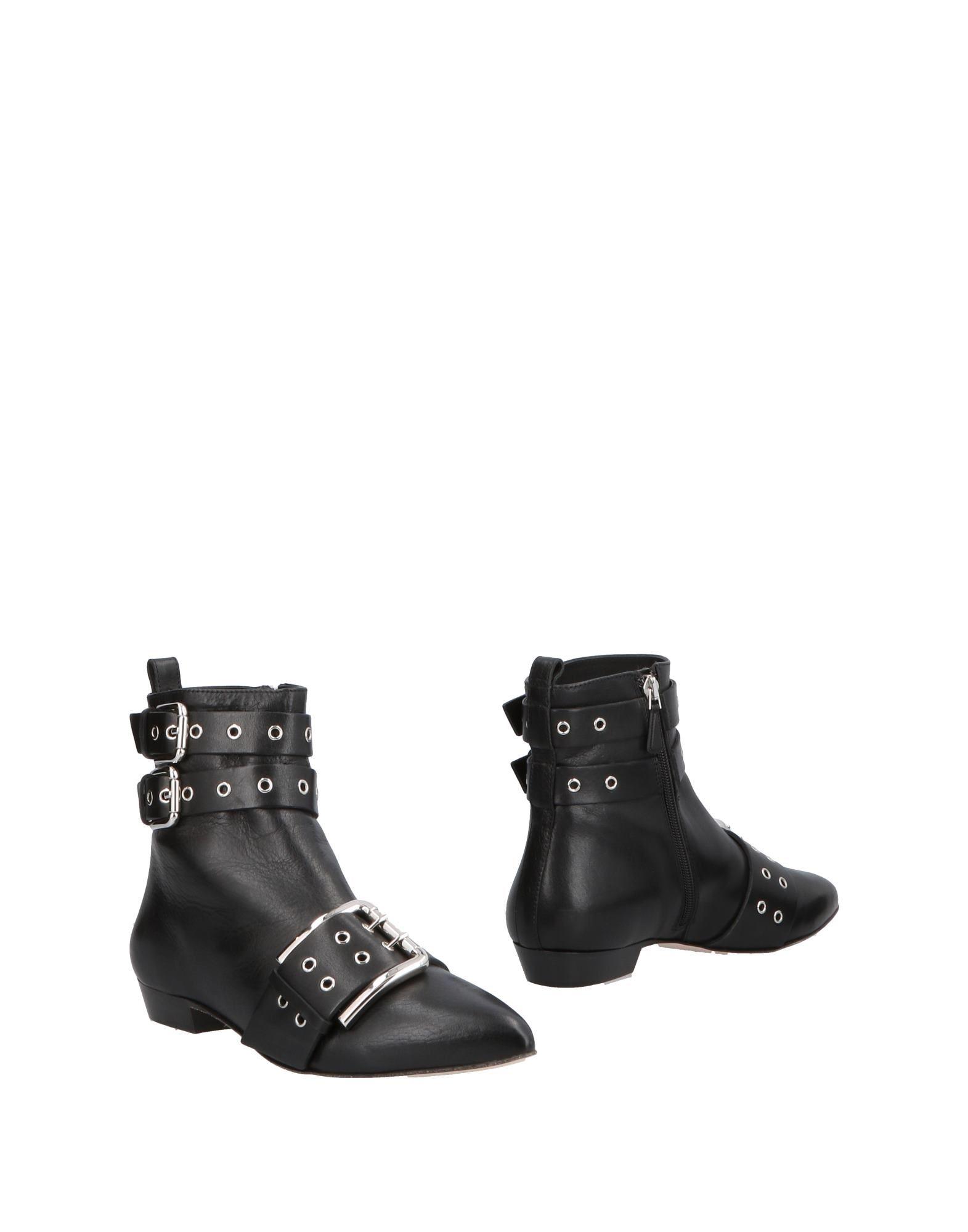 Rabatt Schuhe Red(V) Stiefelette Damen  11505326DK