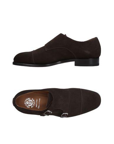 Zapatos con descuento Mocasín Pellettieri Di  Parma Hombre - Mocasines Pellettieri Di  Parma - 11505342IU Café