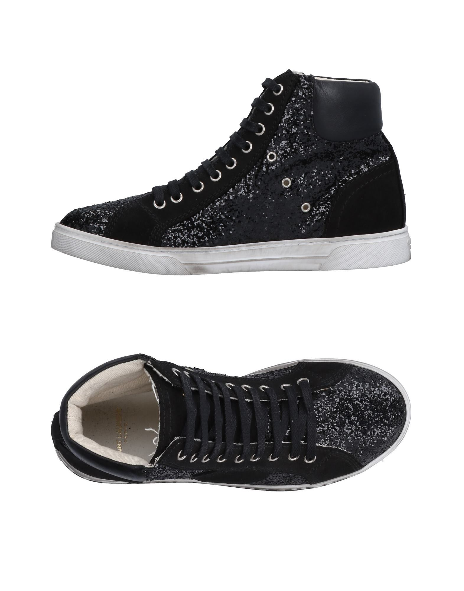 Saint Laurent Sneakers Damen  11505343DMGünstige gut aussehende Schuhe