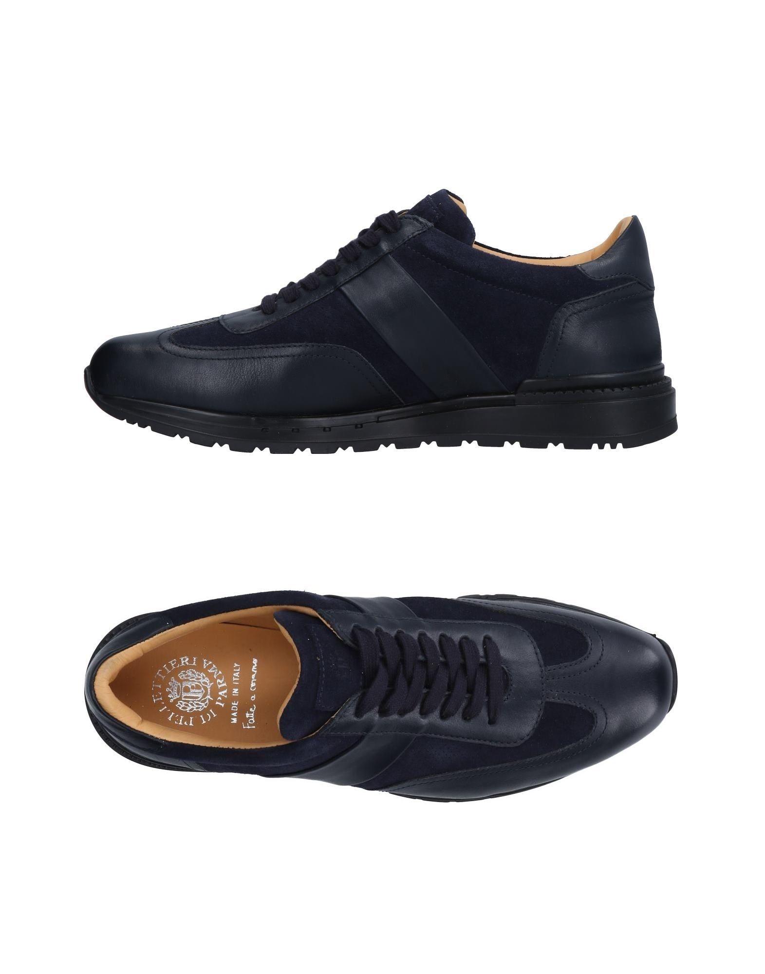 Sneakers Pellettieri Di  Parma Homme - Sneakers Pellettieri Di  Parma  Noir Les chaussures les plus populaires pour les hommes et les femmes
