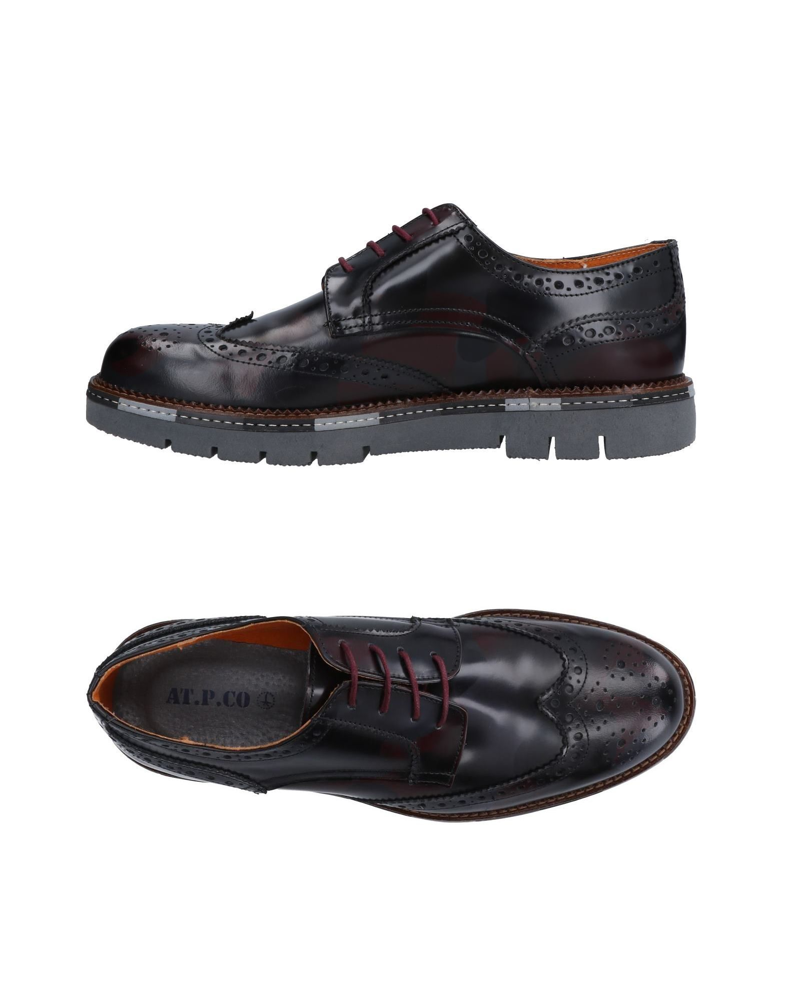 Rabatt Rabatt Rabatt echte Schuhe At.P.Co Schnürschuhe Herren  11505387CU 88a5d7