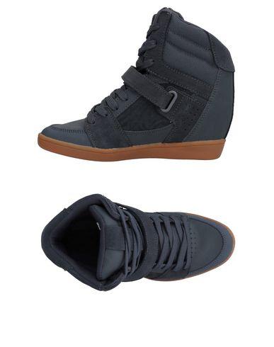 Zapatos cómodos y versátiles Zapatillas Dc Shoecousa Mujer - Zapatillas Dc Shoecousa - 11505428NI Plomo