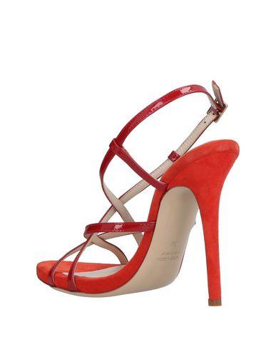 Chon Sandali Donna Scarpe Rosso