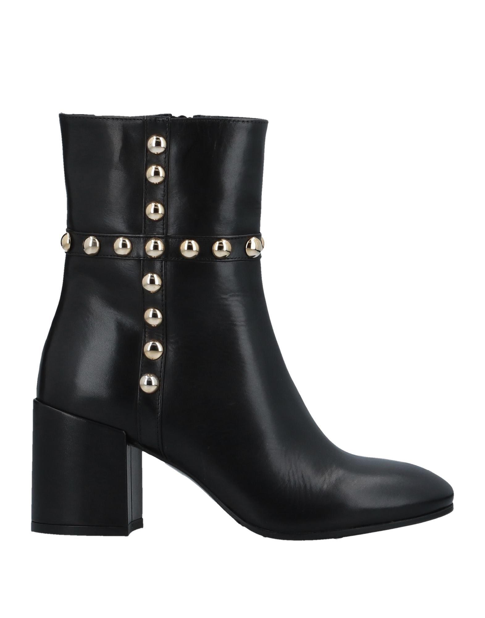 Bottine Mivida Femme - Bottines Mivida Noir Chaussures femme pas cher homme et femme