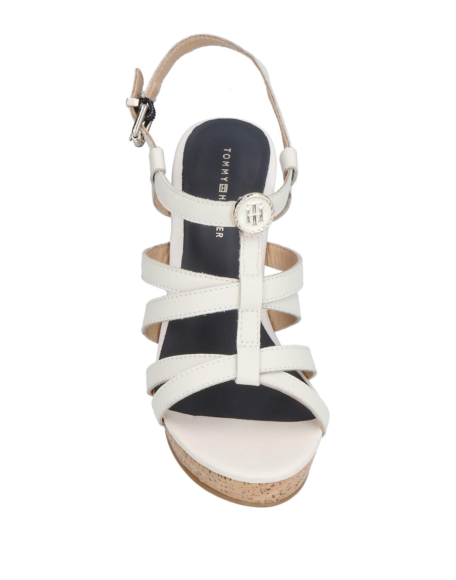 Tommy Hilfiger Gute Sandalen Damen  11505466AU Gute Hilfiger Qualität beliebte Schuhe dd7681
