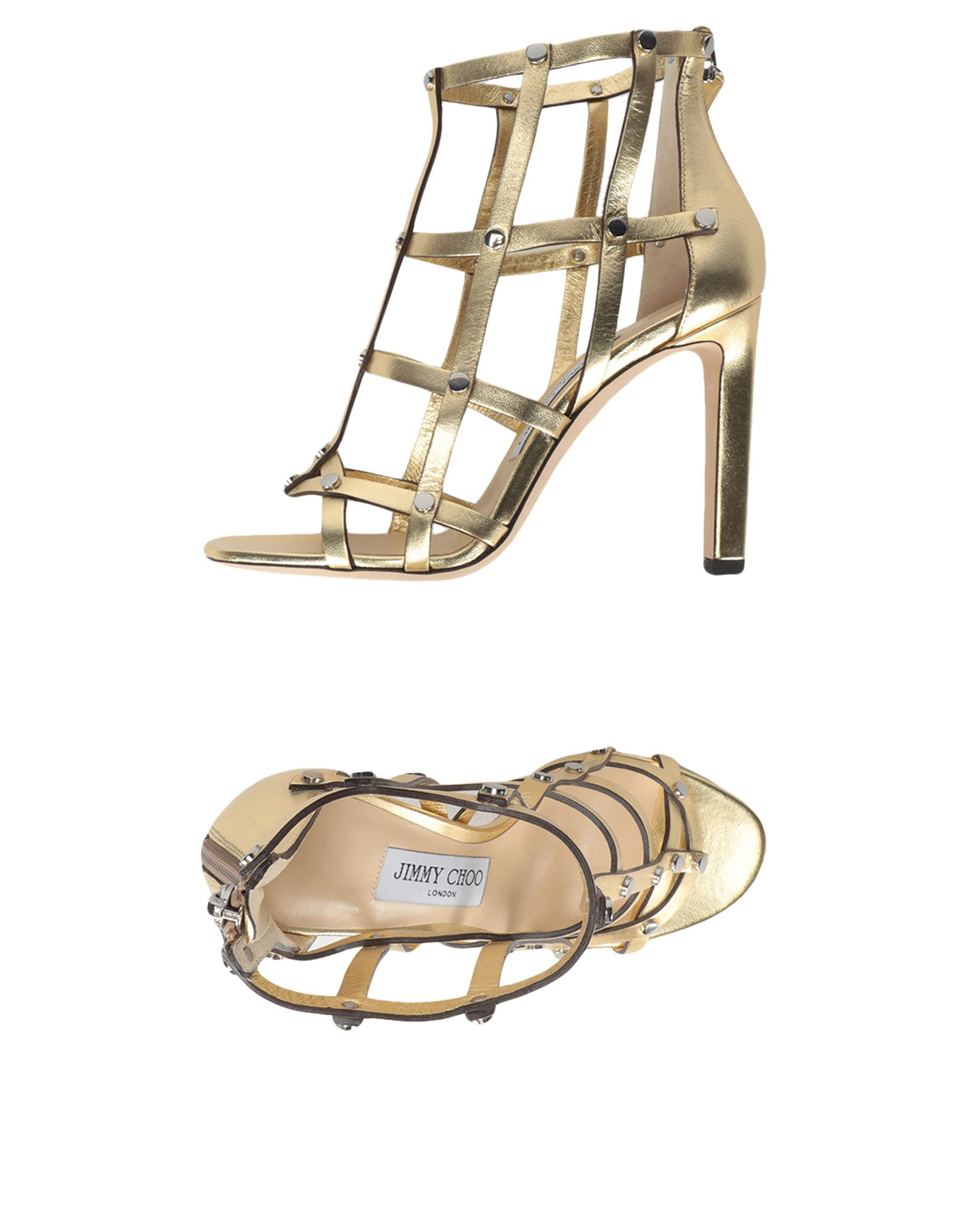 Jimmy Jimmy Choo Sandals - Women Jimmy Jimmy Choo Sandals online on  Australia - 11505575KJ 3ab648