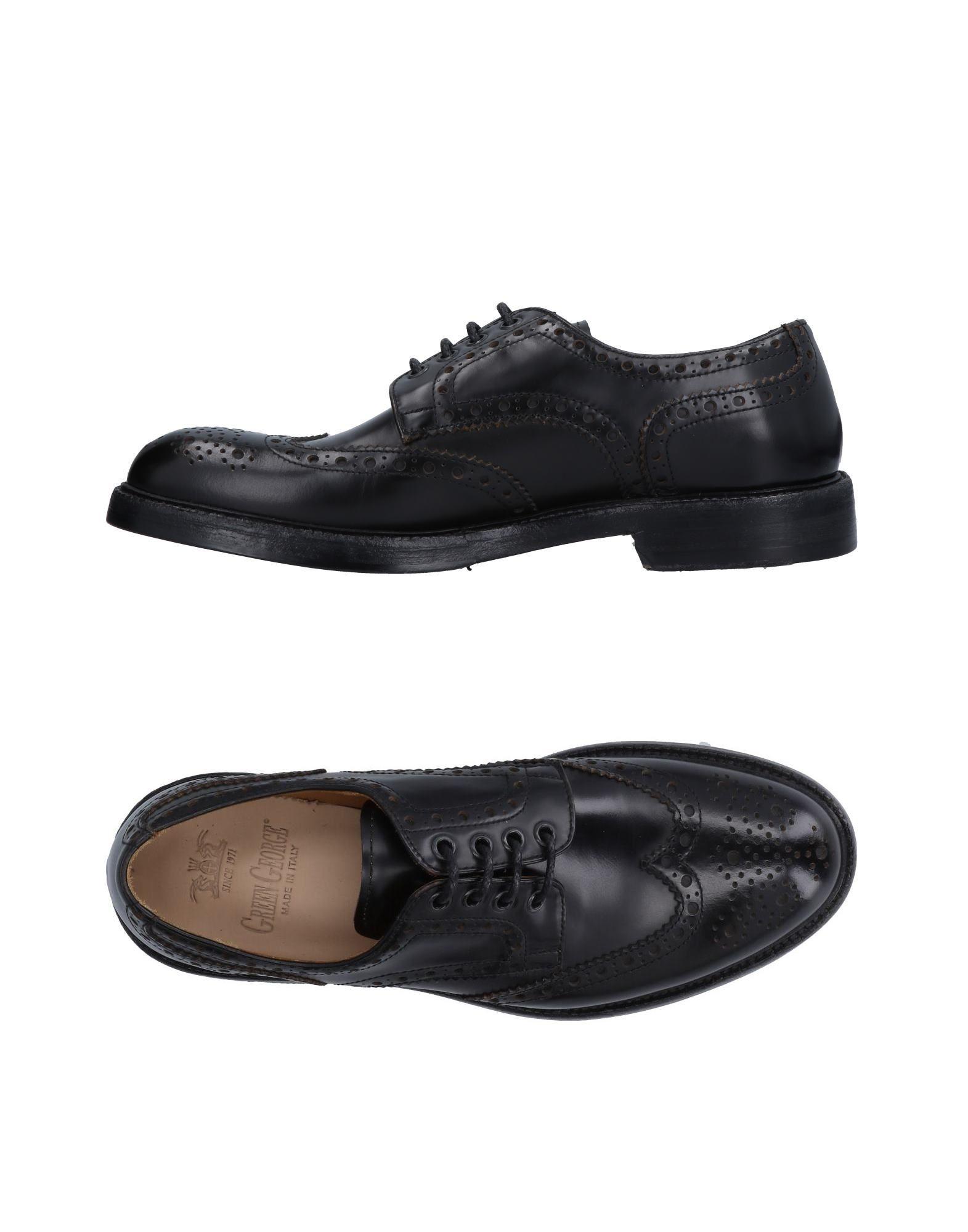 Rabatt echte Schuhe Green George Schnürschuhe Herren  11505632IX