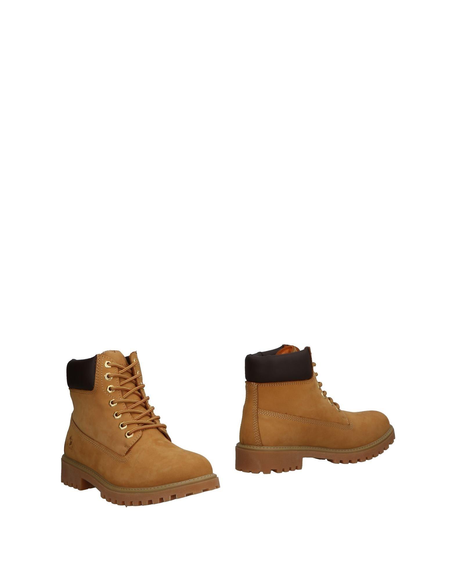 Rabatt echte Schuhe Lumberjack Stiefelette Herren  11505688OT