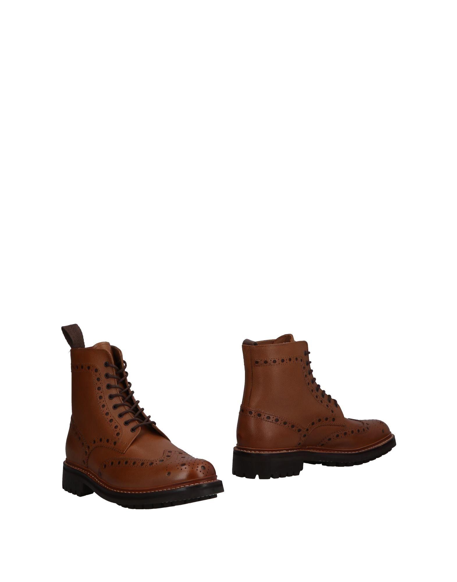 Grenson Stiefelette Herren  11505698SN Gute Qualität beliebte Schuhe