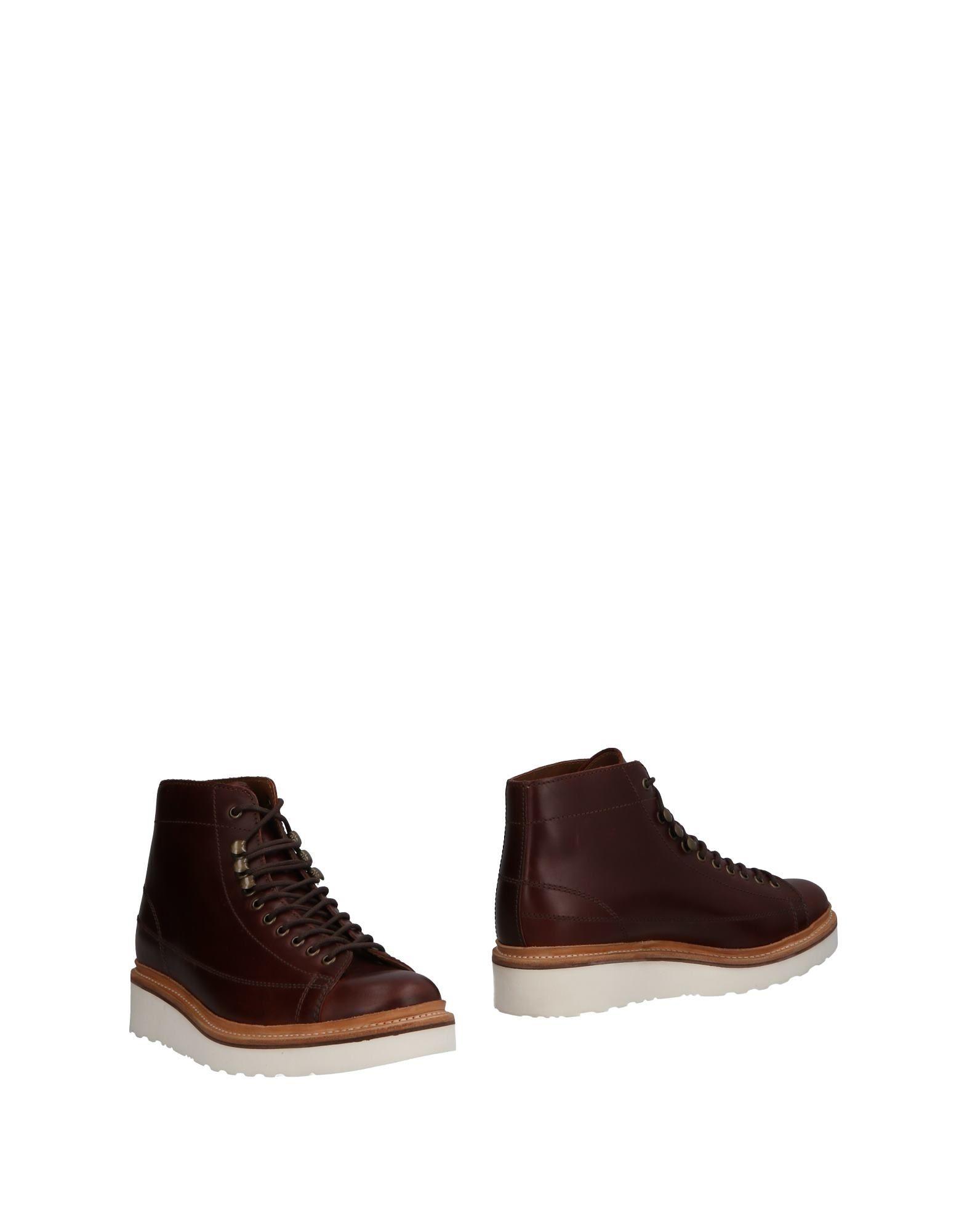 Günstige und modische Schuhe Grenson Stiefelette Herren  11505728RT