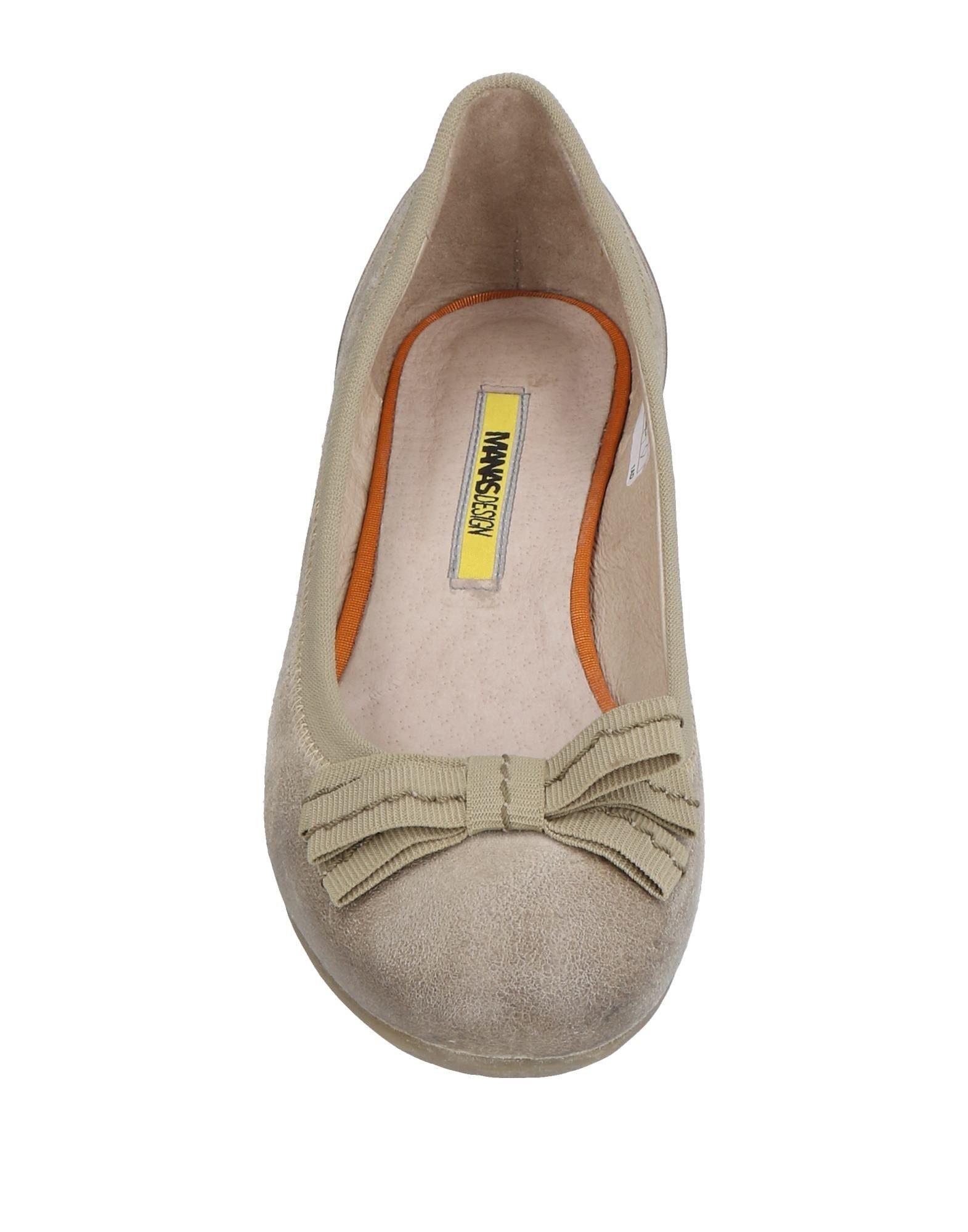 Schuhe Manas Ballerinas Damen  11505875PR Heiße Schuhe  82f9d8