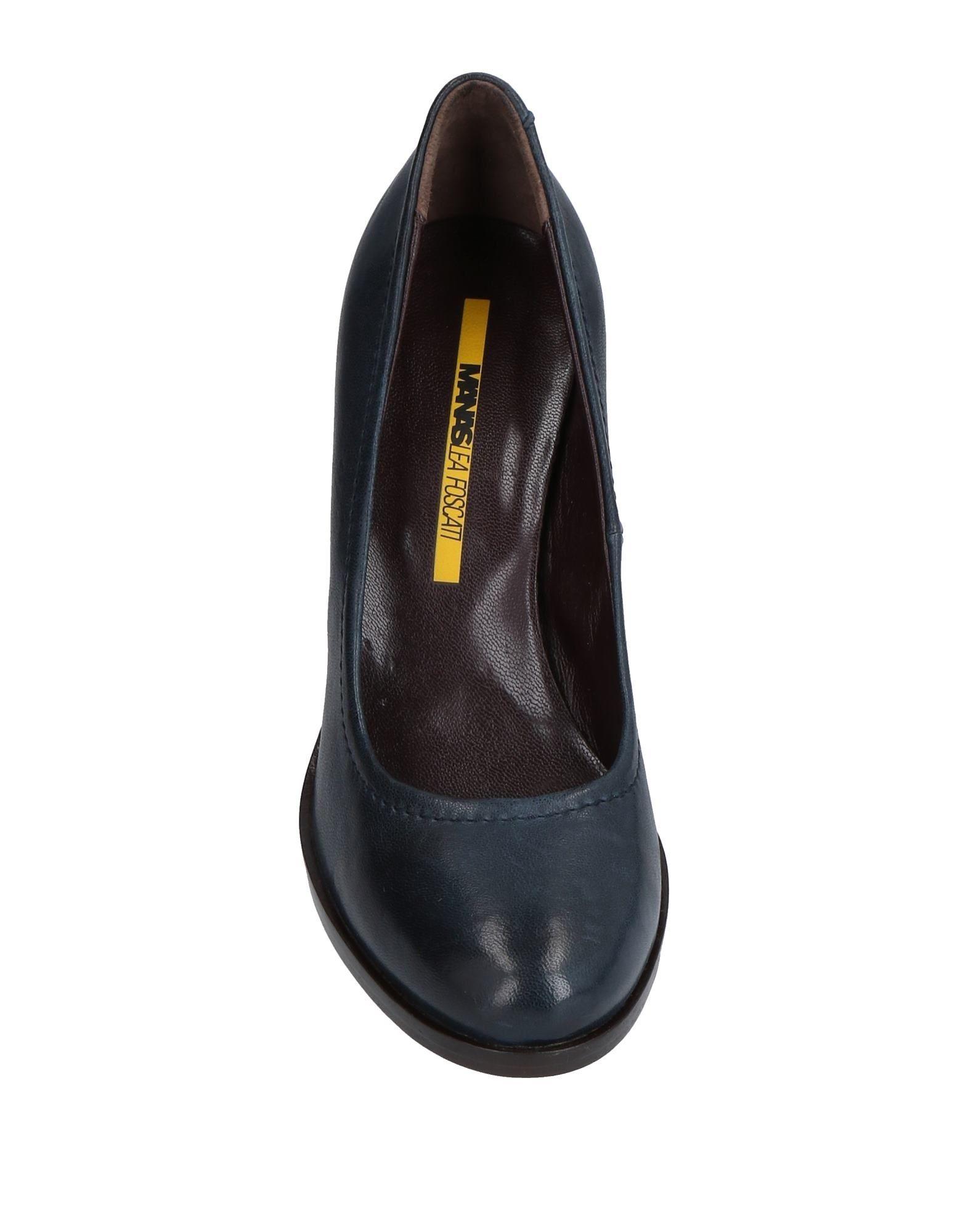 Manas Lea Gute Foscati Pumps Damen  11505888PH Gute Lea Qualität beliebte Schuhe 2e3f05