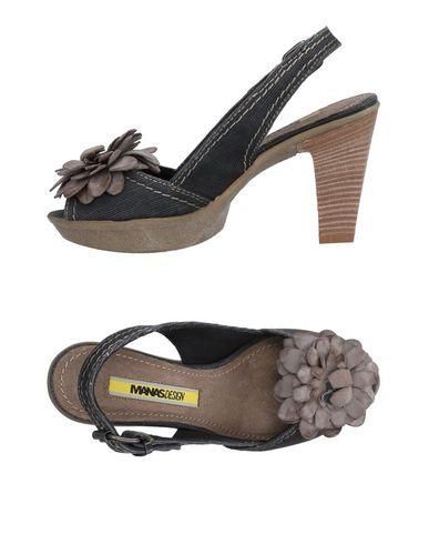 Los últimos zapatos de descuento para hombres y mujeres Sandalia Manas Mujer - Sandalias Manas   - 11505892VF Gris
