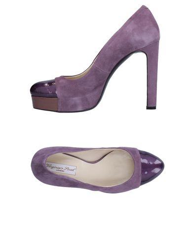 Zapatos casuales salvajes Zapato De Salón Virginia's Street Mujer - Salones Virginia's Street - 11506093BW Gris