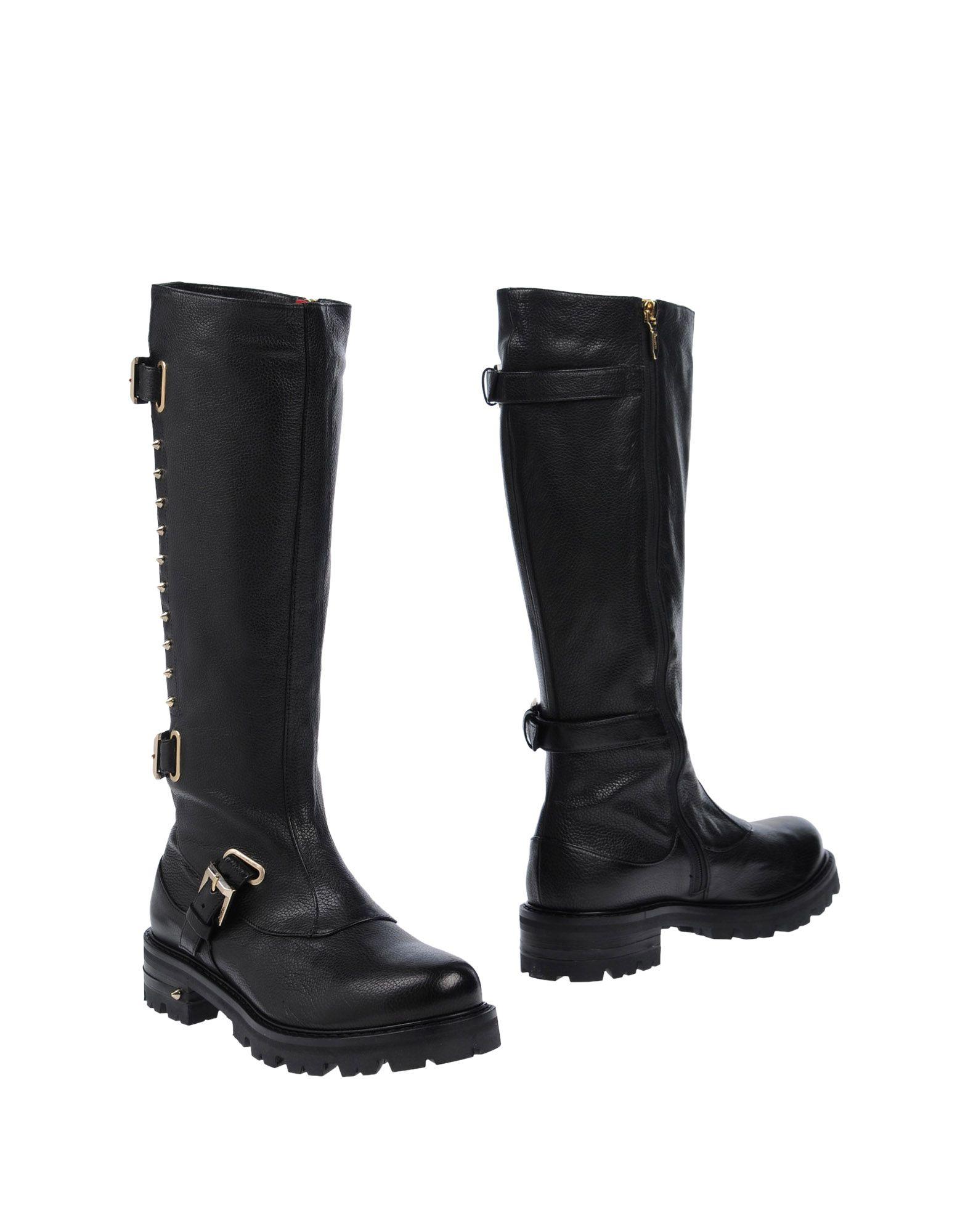 Cesare Paciotti Stiefel Damen  11505958BGGünstige gut aussehende Schuhe