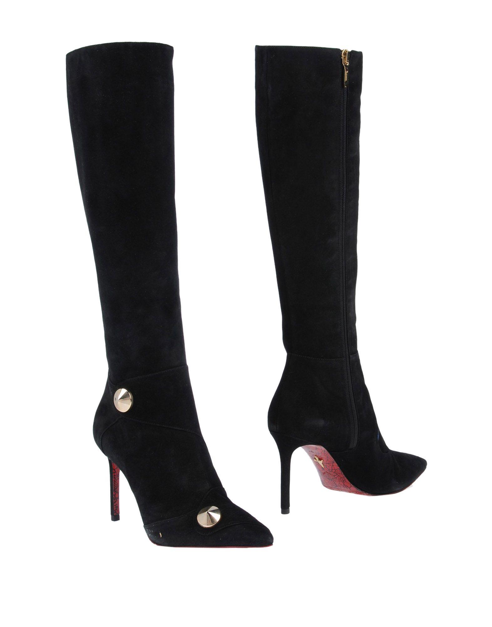 Cesare Paciotti Stiefel Damen  gut 11505989PPGünstige gut  aussehende Schuhe 6ae2ba