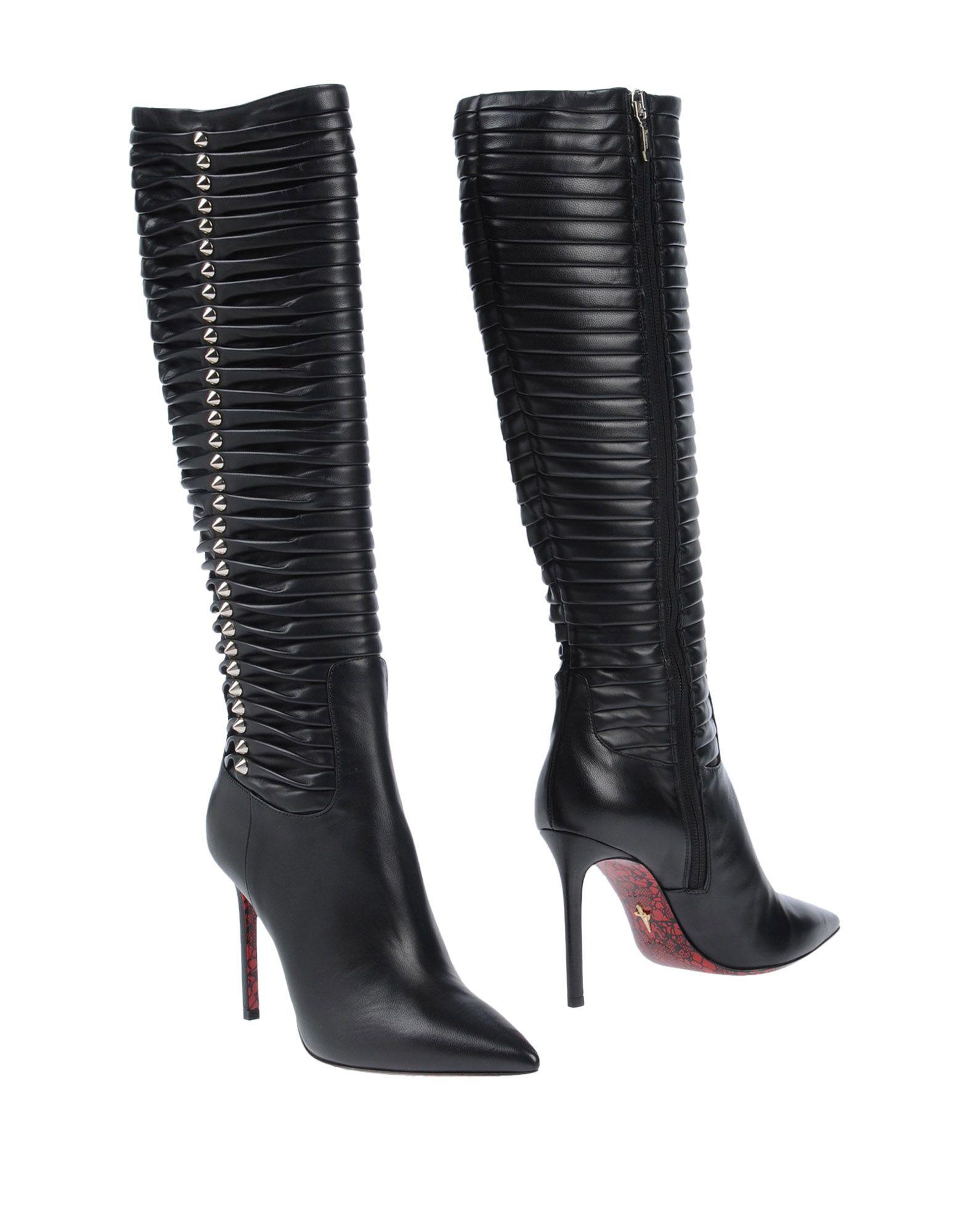 Cesare Paciotti Stiefel Damen  11506018MOGünstige gut aussehende Schuhe