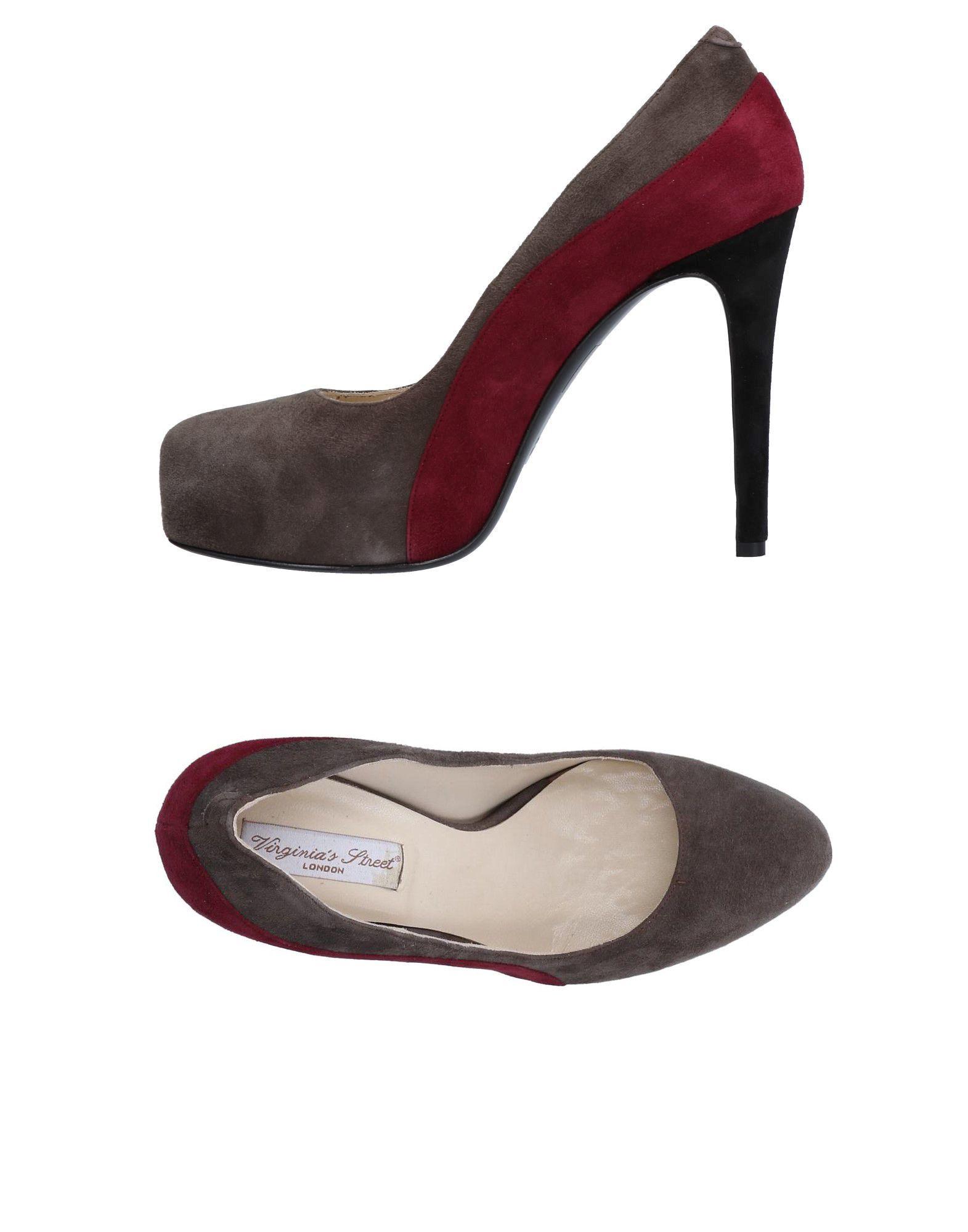 Virginia's Street Pumps Damen  11506093BW Gute Qualität beliebte Schuhe