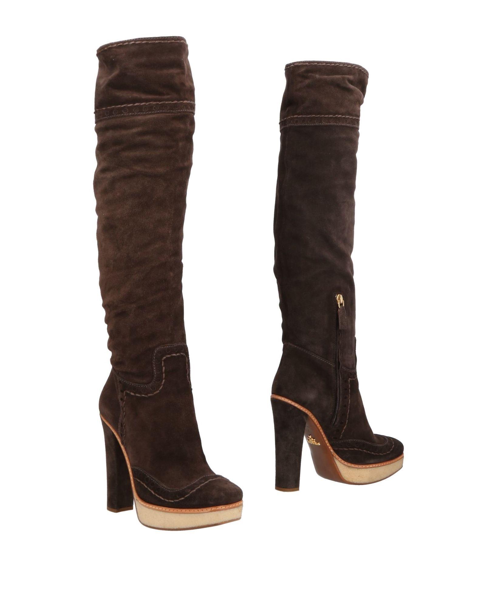 Prada Stiefel Damen  11506234MDGünstige gut aussehende Schuhe