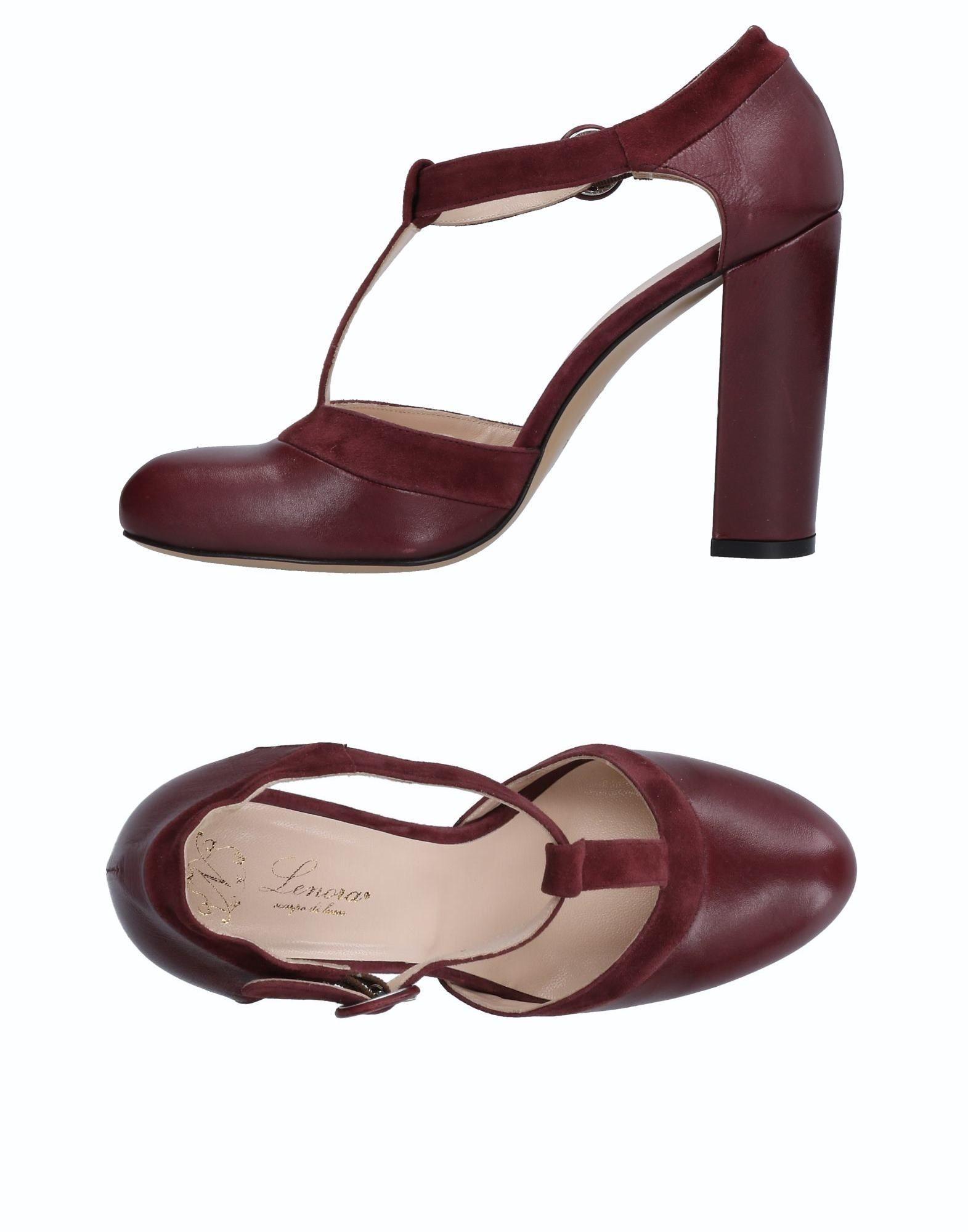 Stilvolle billige Schuhe Lenora Pumps Damen  11506291JC