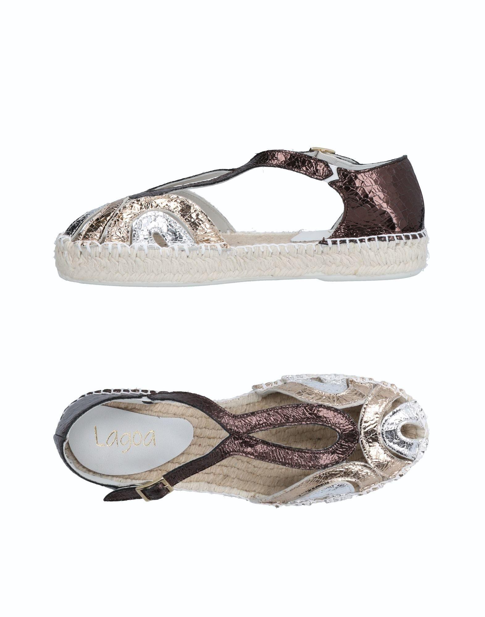 Lagoa Espadrilles Damen  11506316QI Gute Qualität beliebte Schuhe