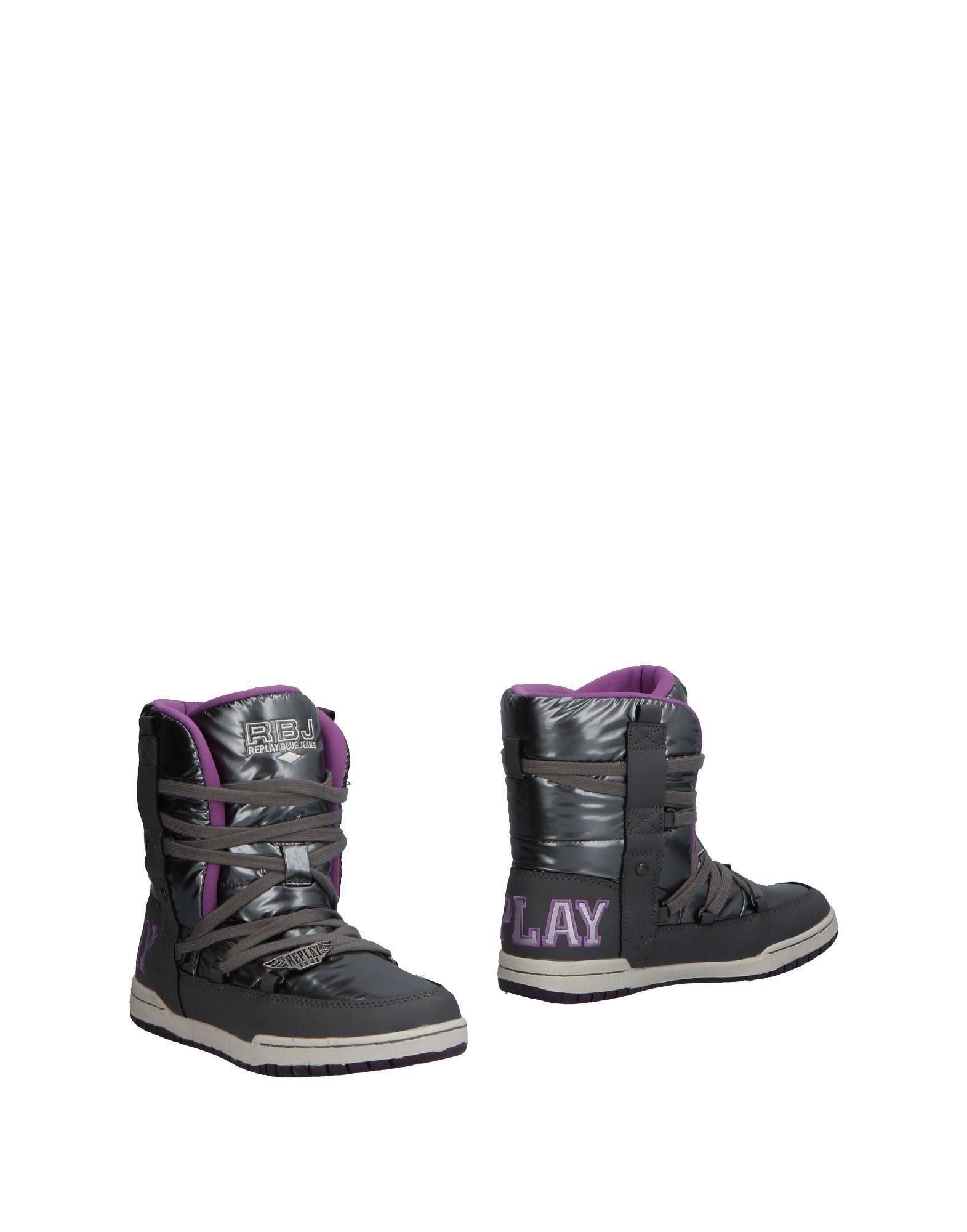 Haltbare Mode billige Schuhe Replay Stiefelette Damen  11506332KB Heiße Schuhe