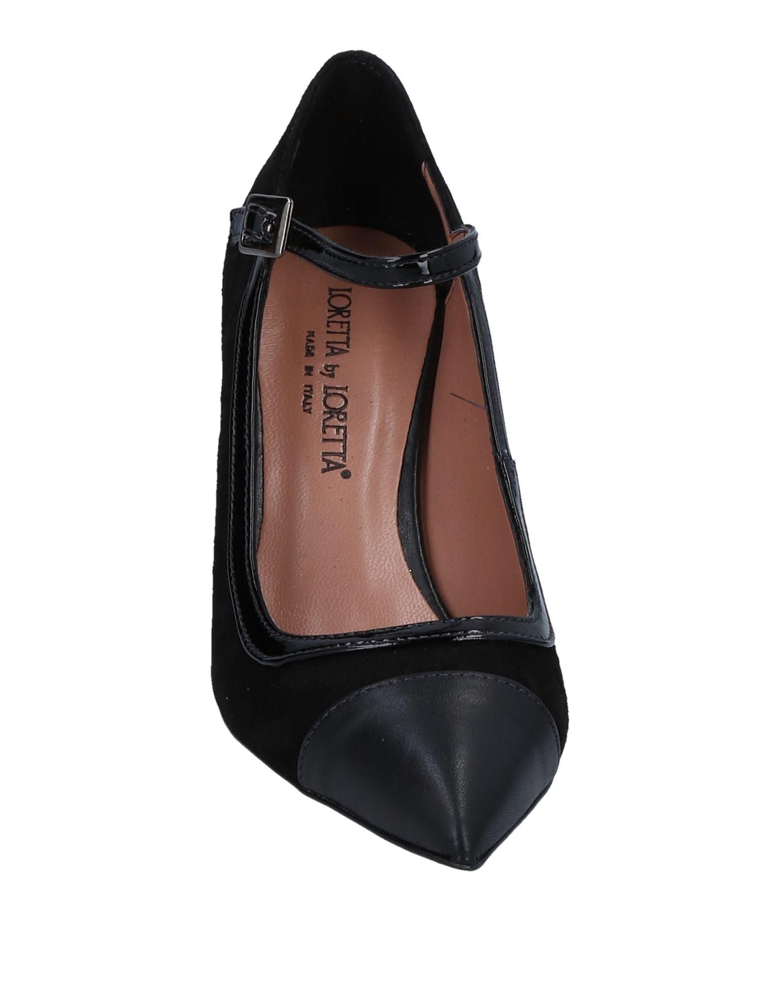 Loretta By Loretta Pumps Damen beliebte  11506385WW Gute Qualität beliebte Damen Schuhe 6cff06