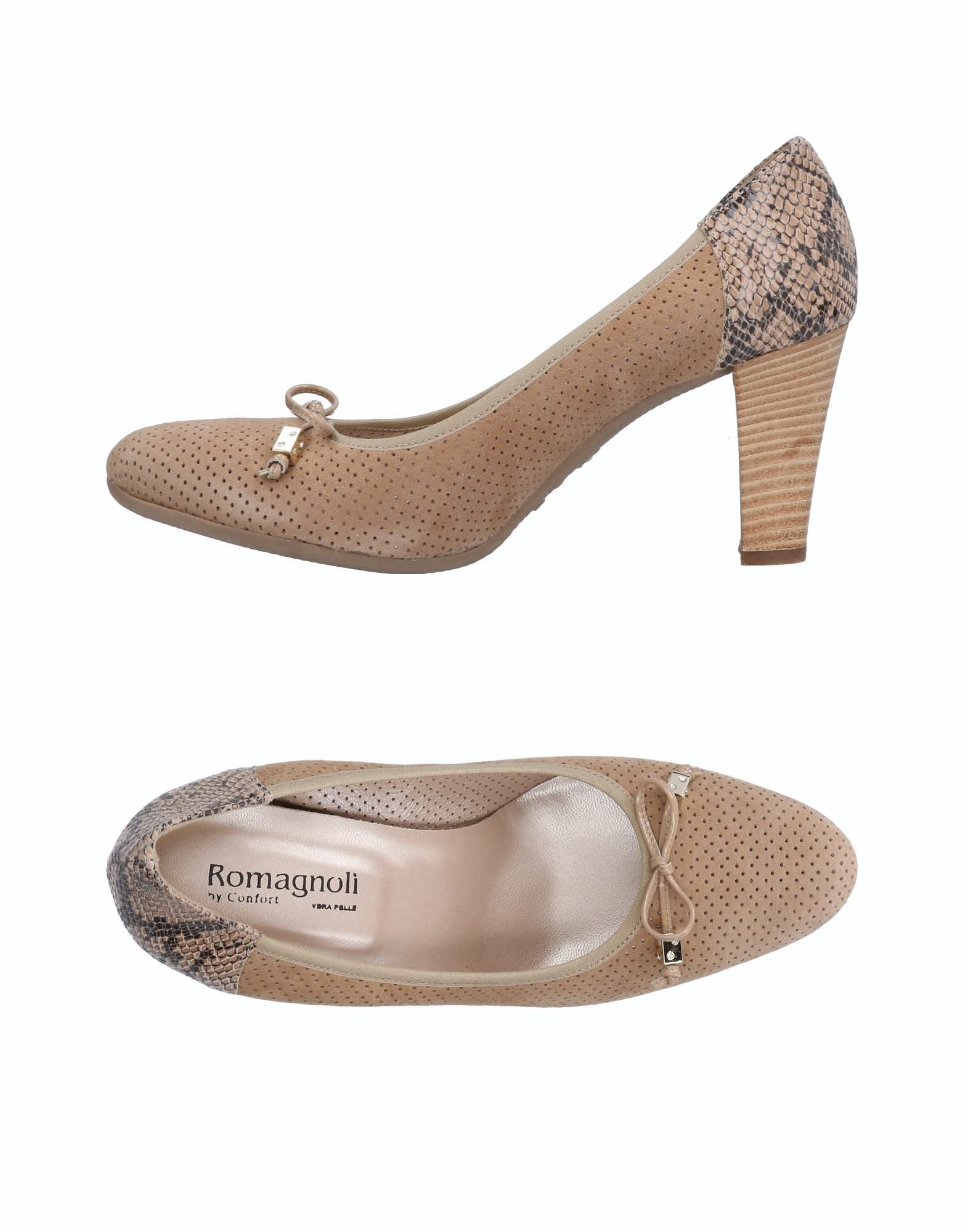 Romagnoli Pumps Damen  beliebte 11506405QM Gute Qualität beliebte  Schuhe 491d3f