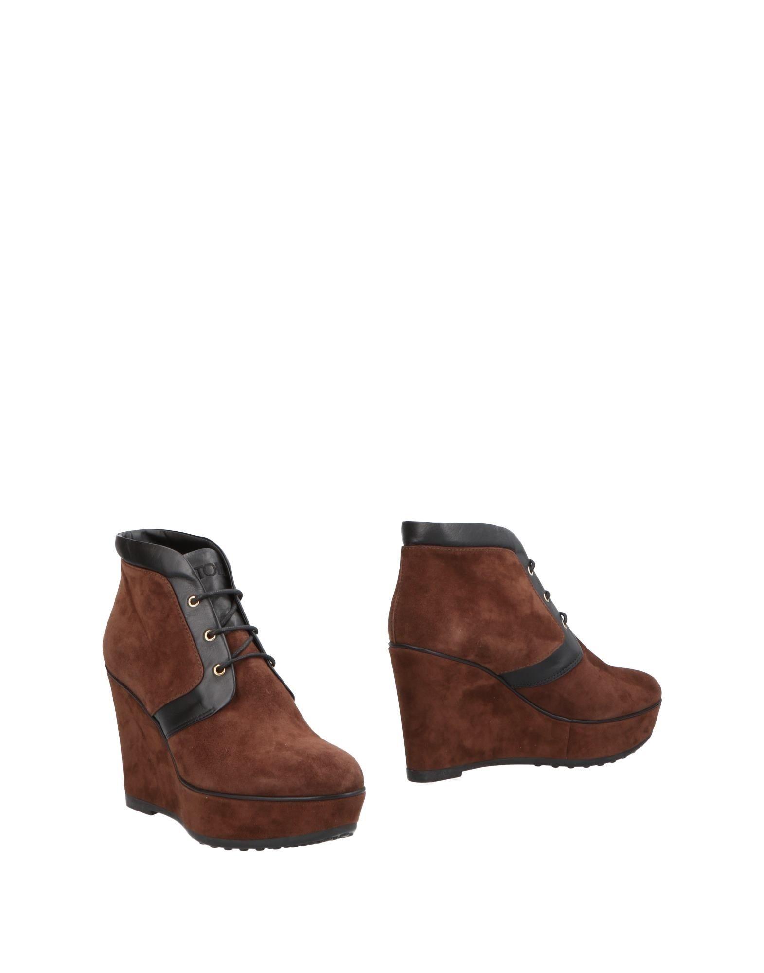 Tod's Stiefelette Damen  11506455MBGünstige gut aussehende Schuhe