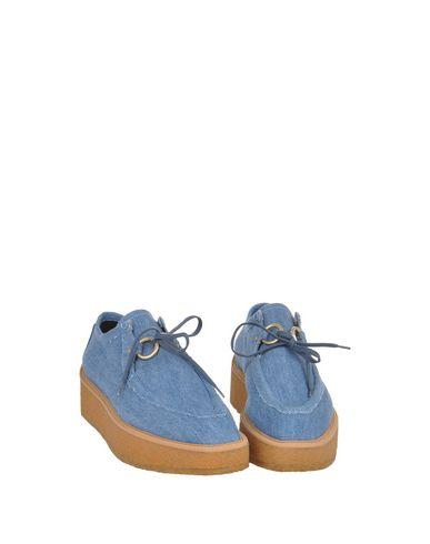 Chaussures Stella Bleu Lacets Mccartney À AFwqOx57
