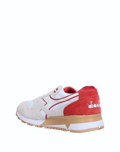 Gris Diadora Diadora Clair Sneakers Sneakers Gris Clair wPZq1g