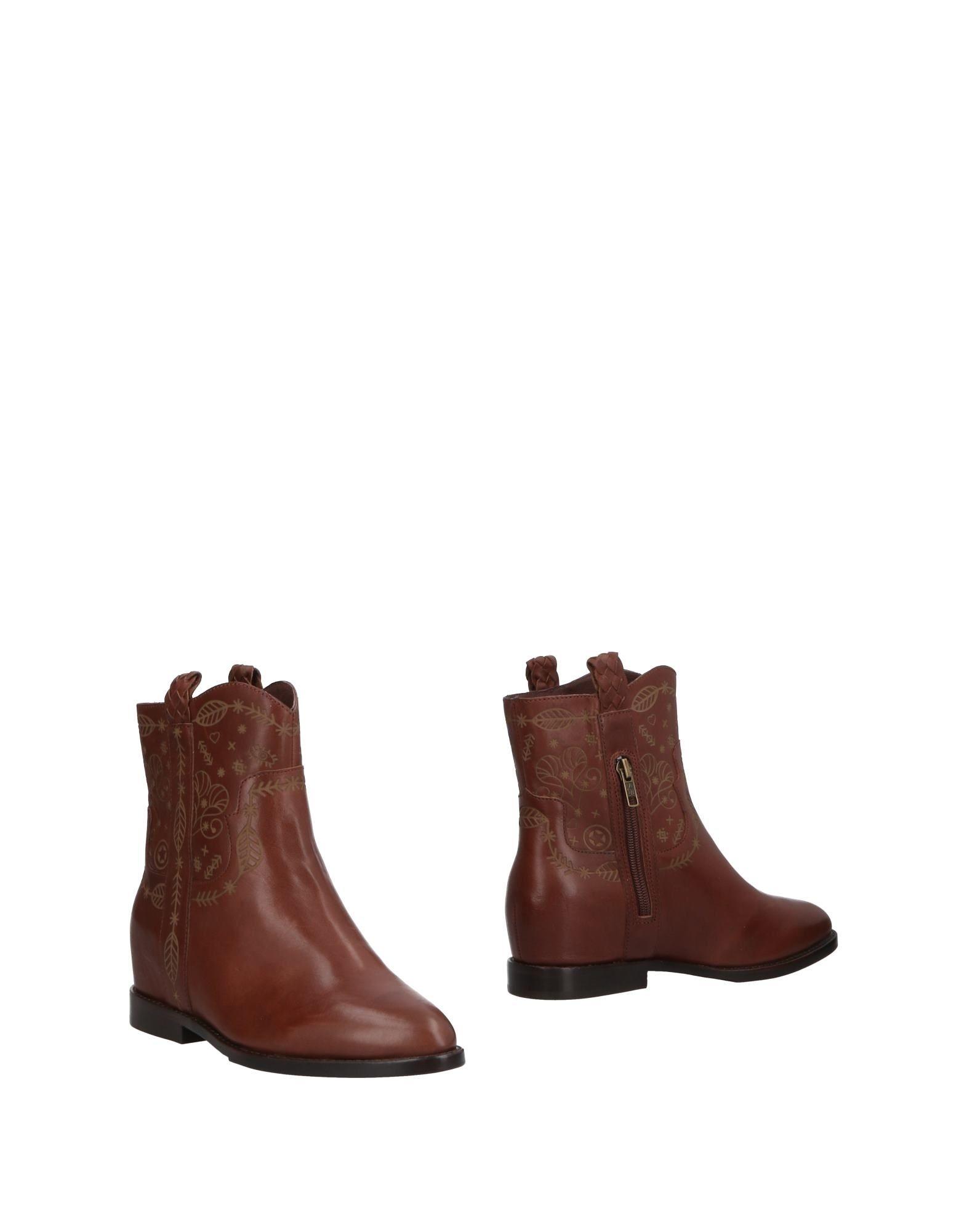 Ash Stiefelette Damen  11506616URGut aussehende strapazierfähige Schuhe