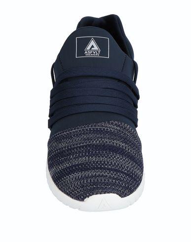 Asfvlt Sneakers Uomo Scarpe Asfvltblu Scuro