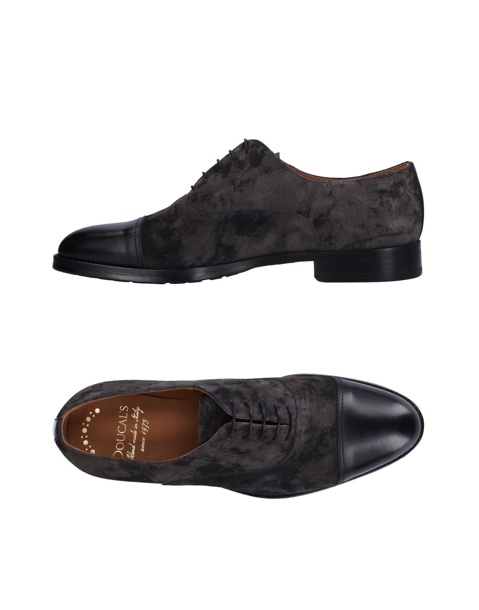 Doucal's Schnürschuhe Herren  11506719KH Gute Qualität beliebte Schuhe