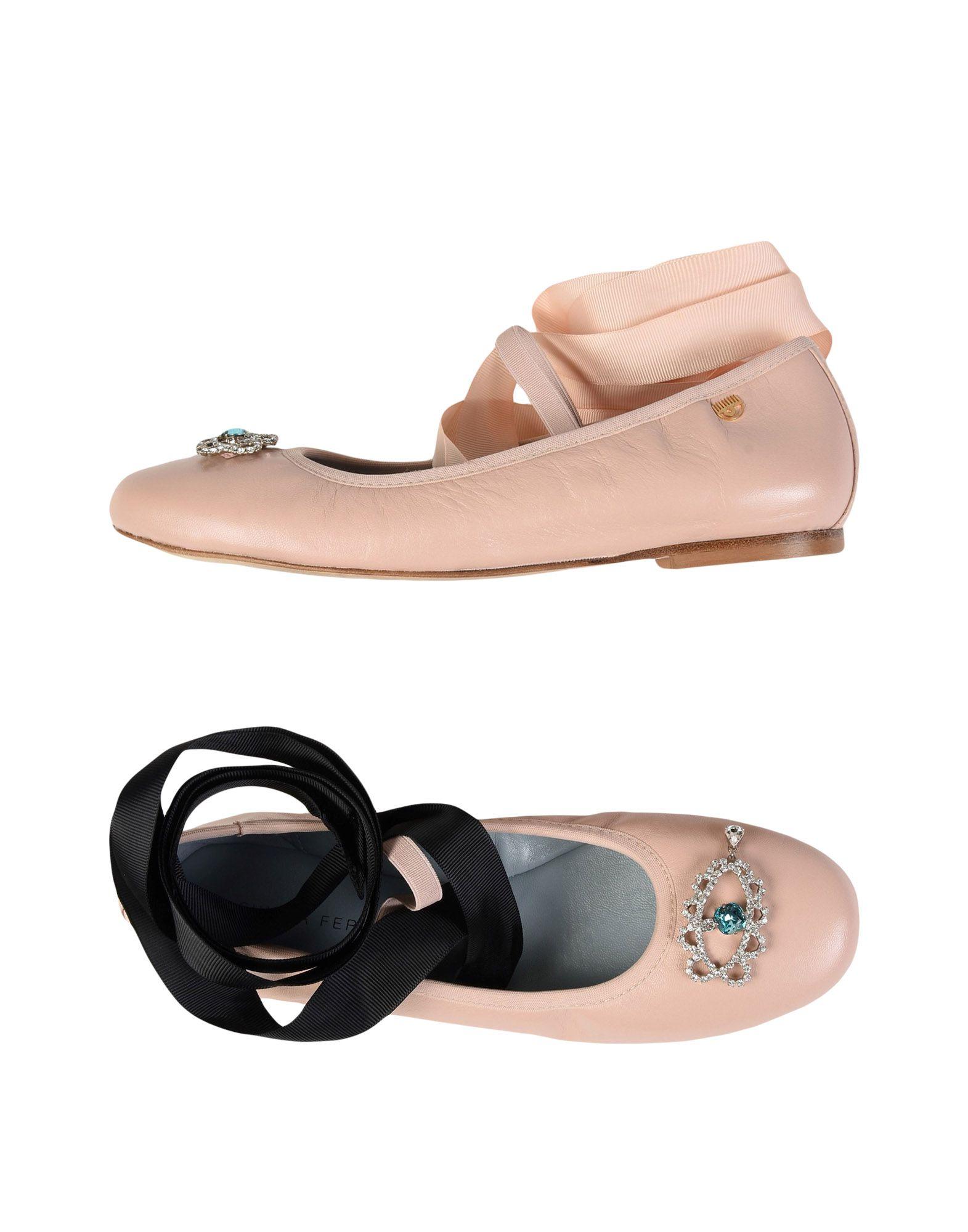 Stilvolle billige Schuhe Chiara  Ferragni Ballerinas Damen  Chiara 11506730IM 3c695e