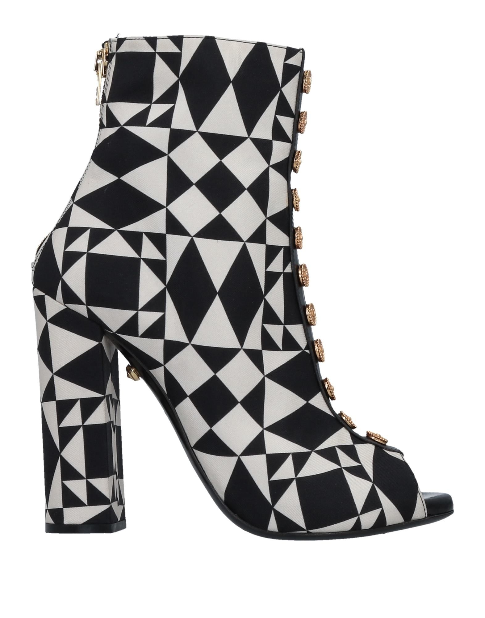 Fausto Puglisi Stiefelette aussehende Damen  11506764UBGünstige gut aussehende Stiefelette Schuhe 704691