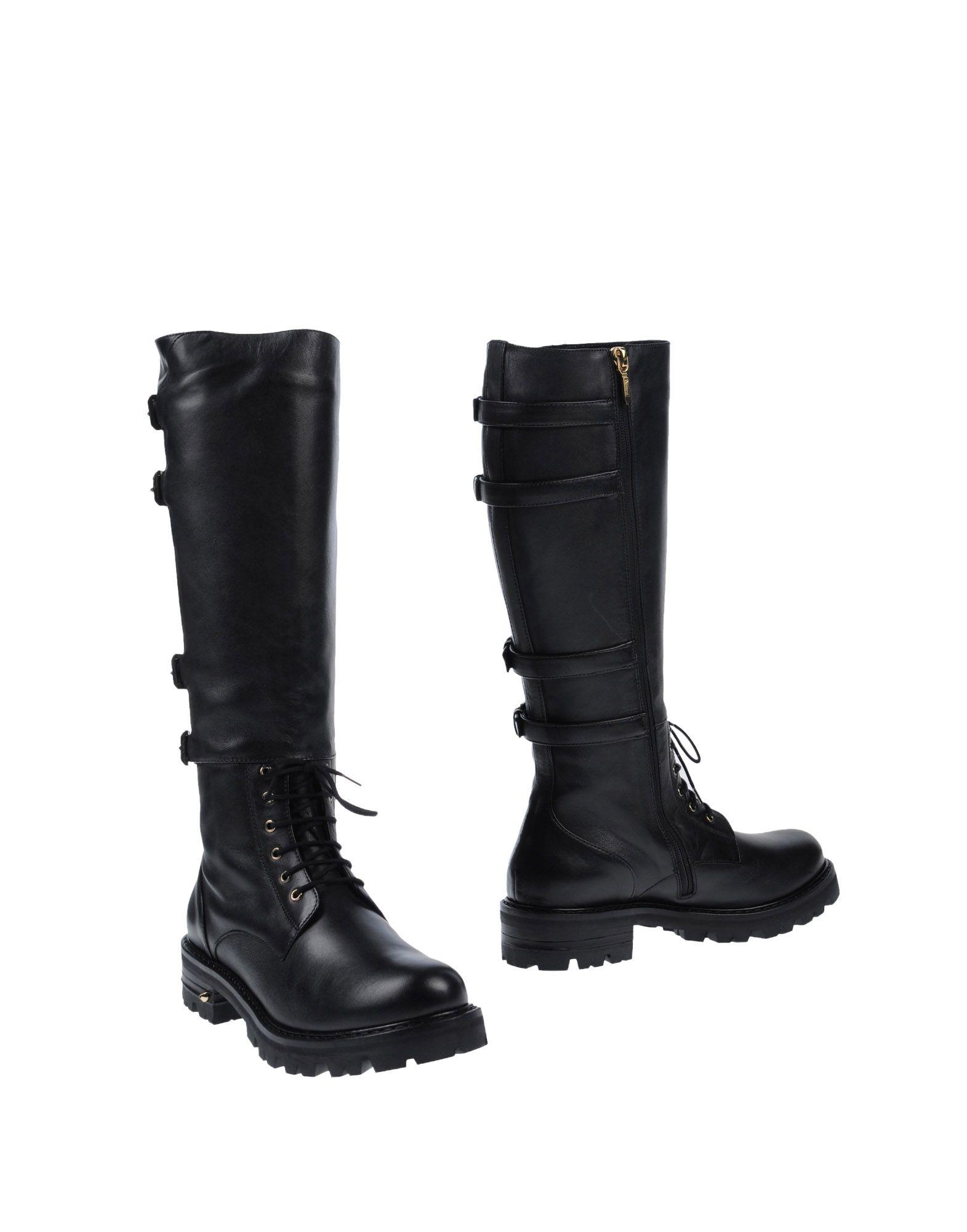 Cesare Paciotti Stiefel Damen  Schuhe 11506782PK Neue Schuhe  054eef