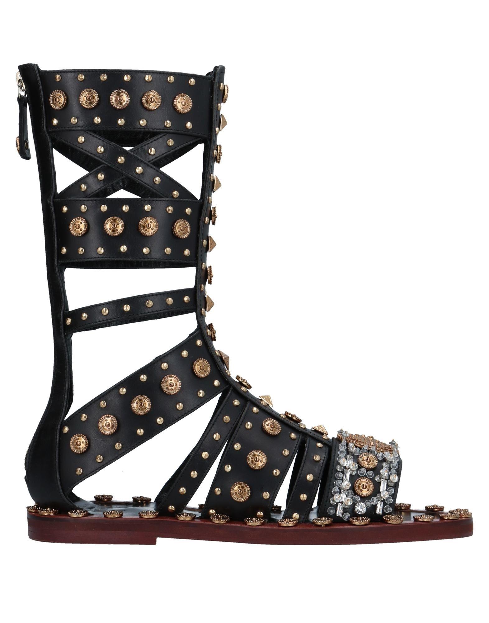 Fausto Puglisi Sandalen Damen  11506824EAGünstige gut aussehende Schuhe