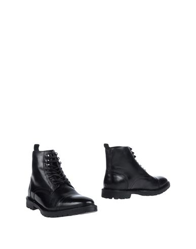 Los últimos zapatos de hombre Botín y mujer Botín hombre Base London Hombre - Botines Base London - 11506842KV Negro 3911da