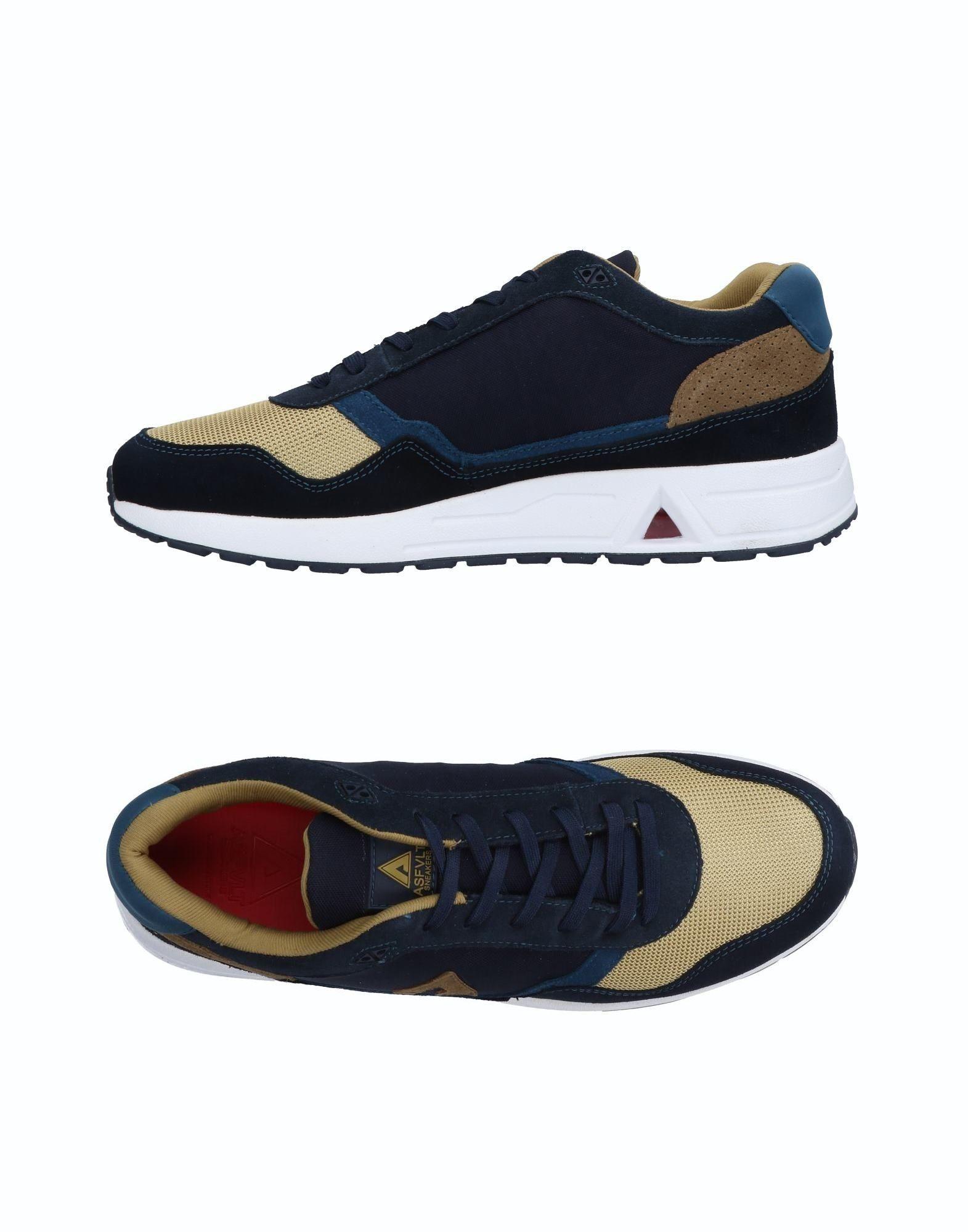 Rabatt echte Schuhe Asfvlt Sneakers Herren  11506858DJ
