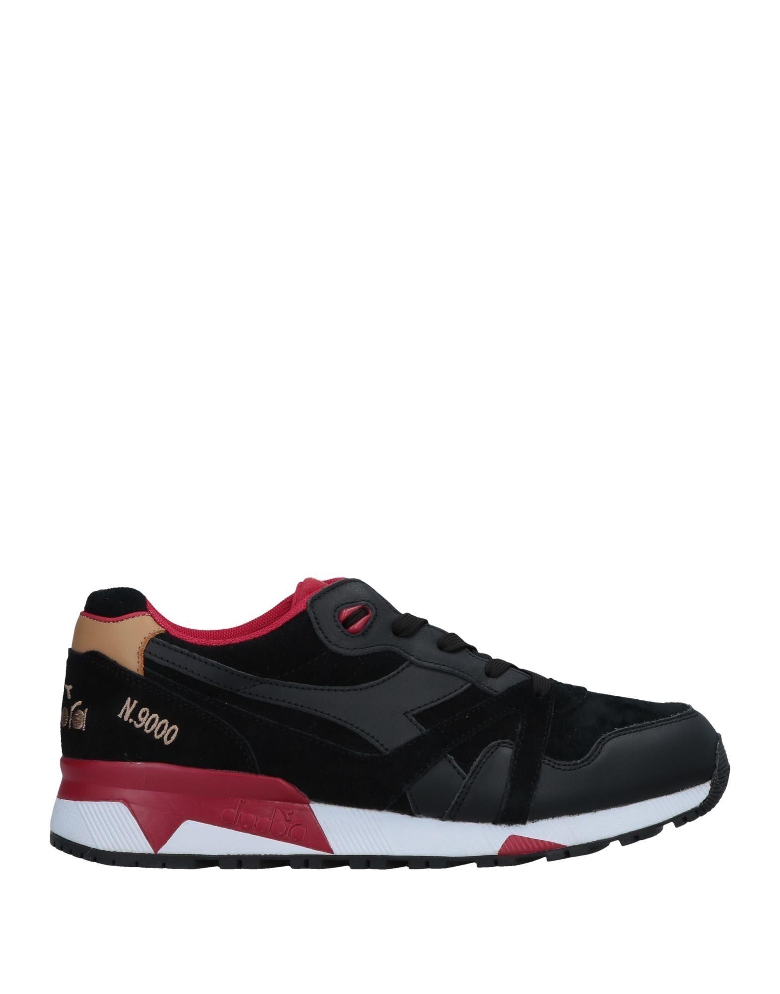 Rabatt echte Schuhe Diadora Sneakers Herren  11506895NI