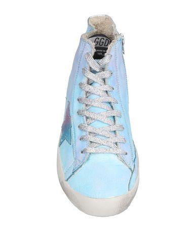 D'azur Brand Sneakers Goose Golden Bleu Deluxe BqE8XF