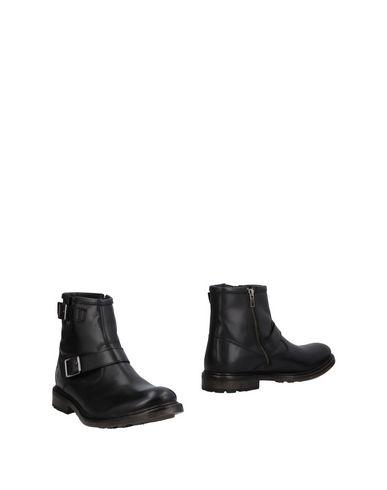 Zapatos con descuento Botín Base  London Hombre London - Botines Base  London Hombre - 11506917GQ Negro 6204ed
