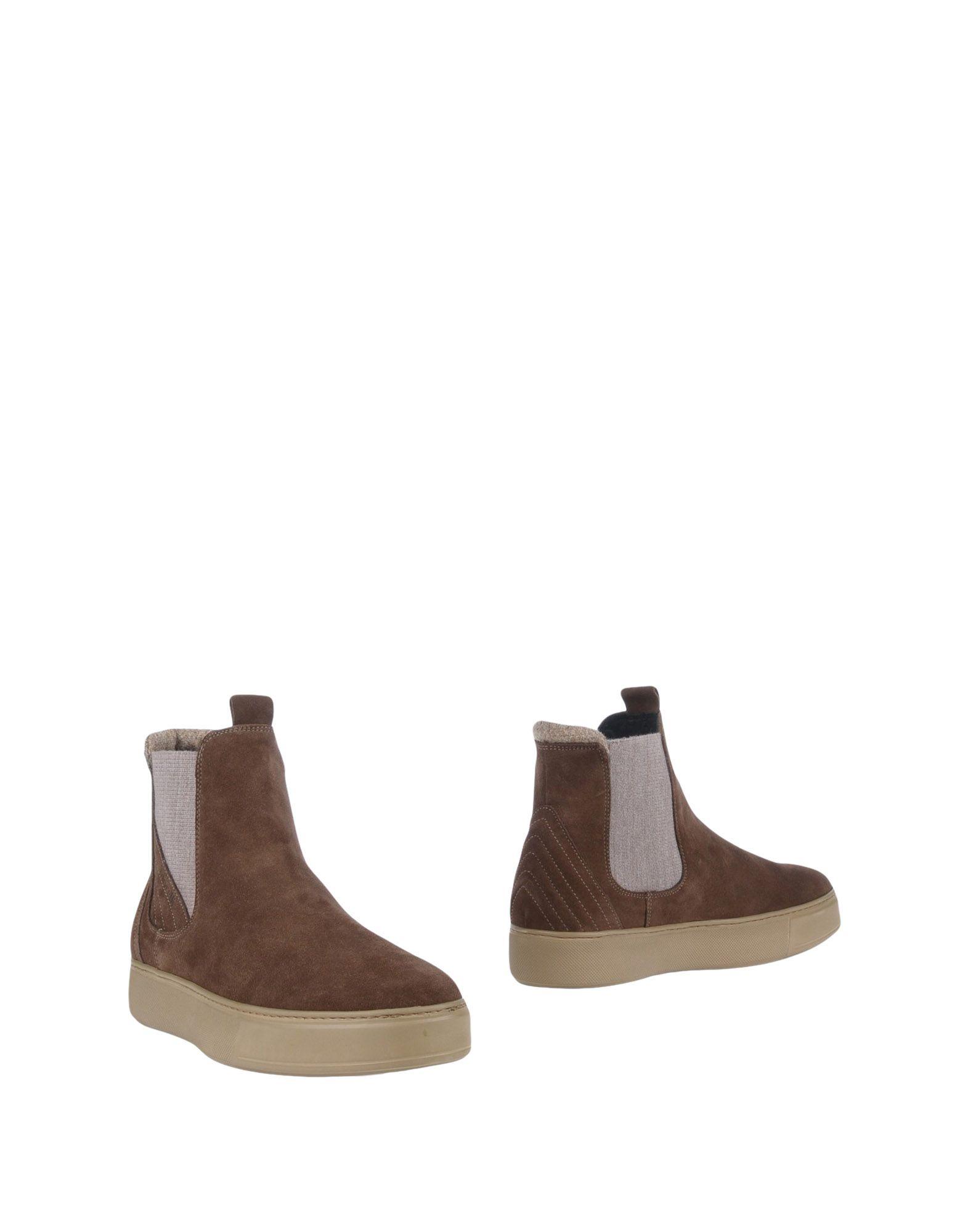 Rabatt echte Schuhe Andrea Morelli Stiefelette Herren  11506946QG