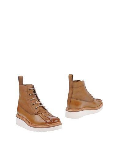 Los últimos zapatos de hombre hombre hombre y mujer Botín Grson Mujer - Botines Grson - 11506958QR Camel 7f34ca
