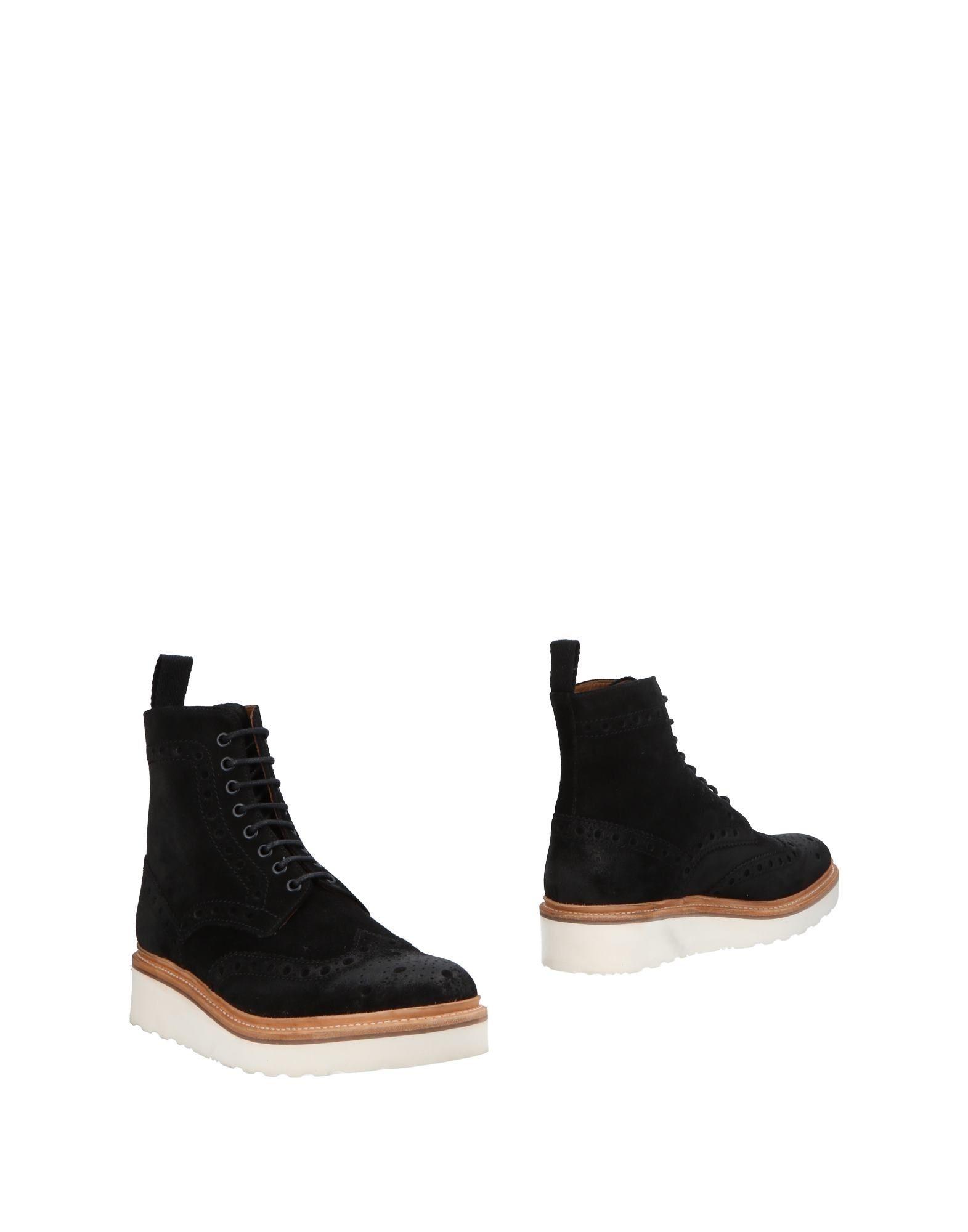 Grenson Stiefelette Herren  11506984FH Gute Qualität beliebte Schuhe