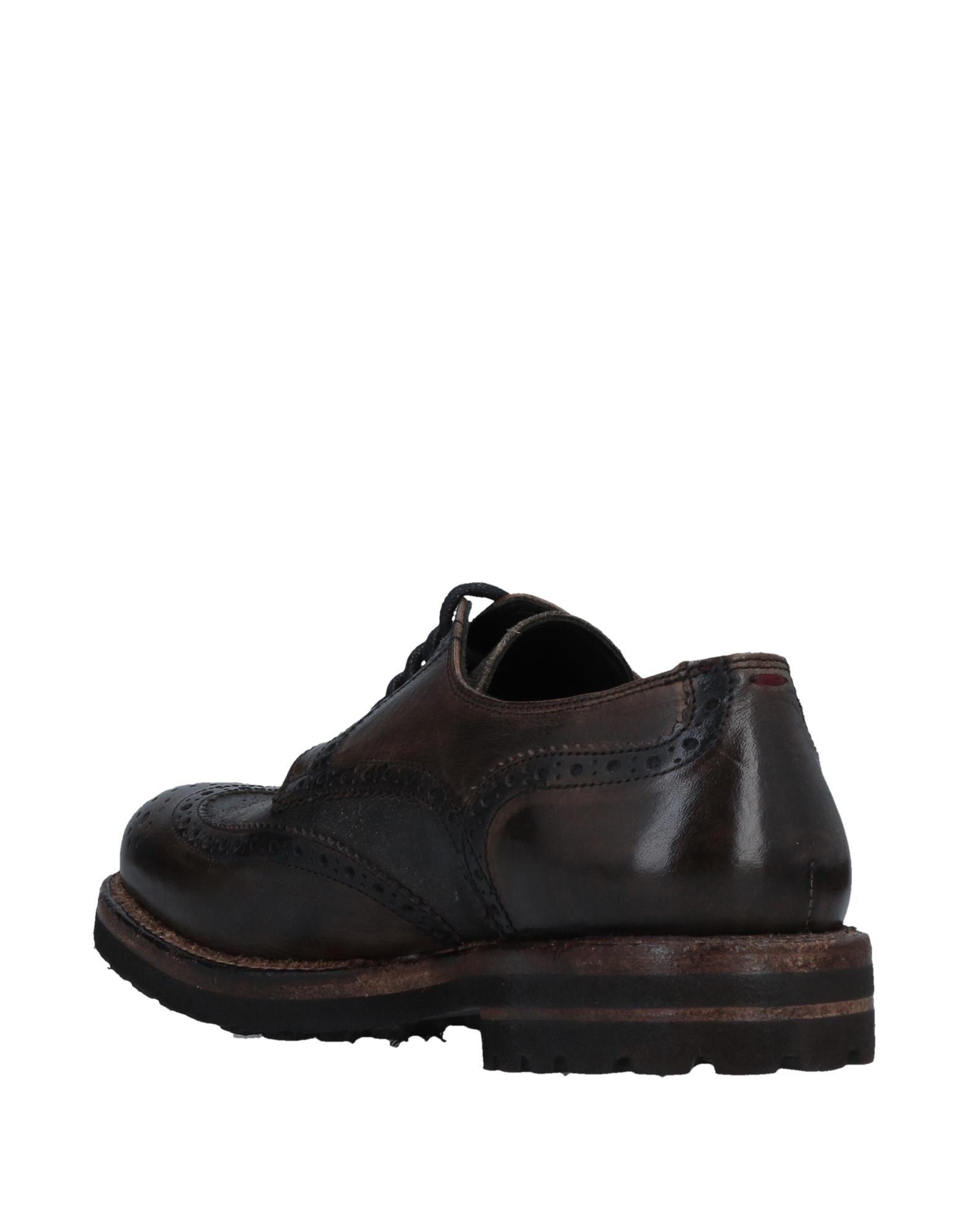 Rabatt echte Schuhe Cavallini Schnürschuhe Herren  11506990KM