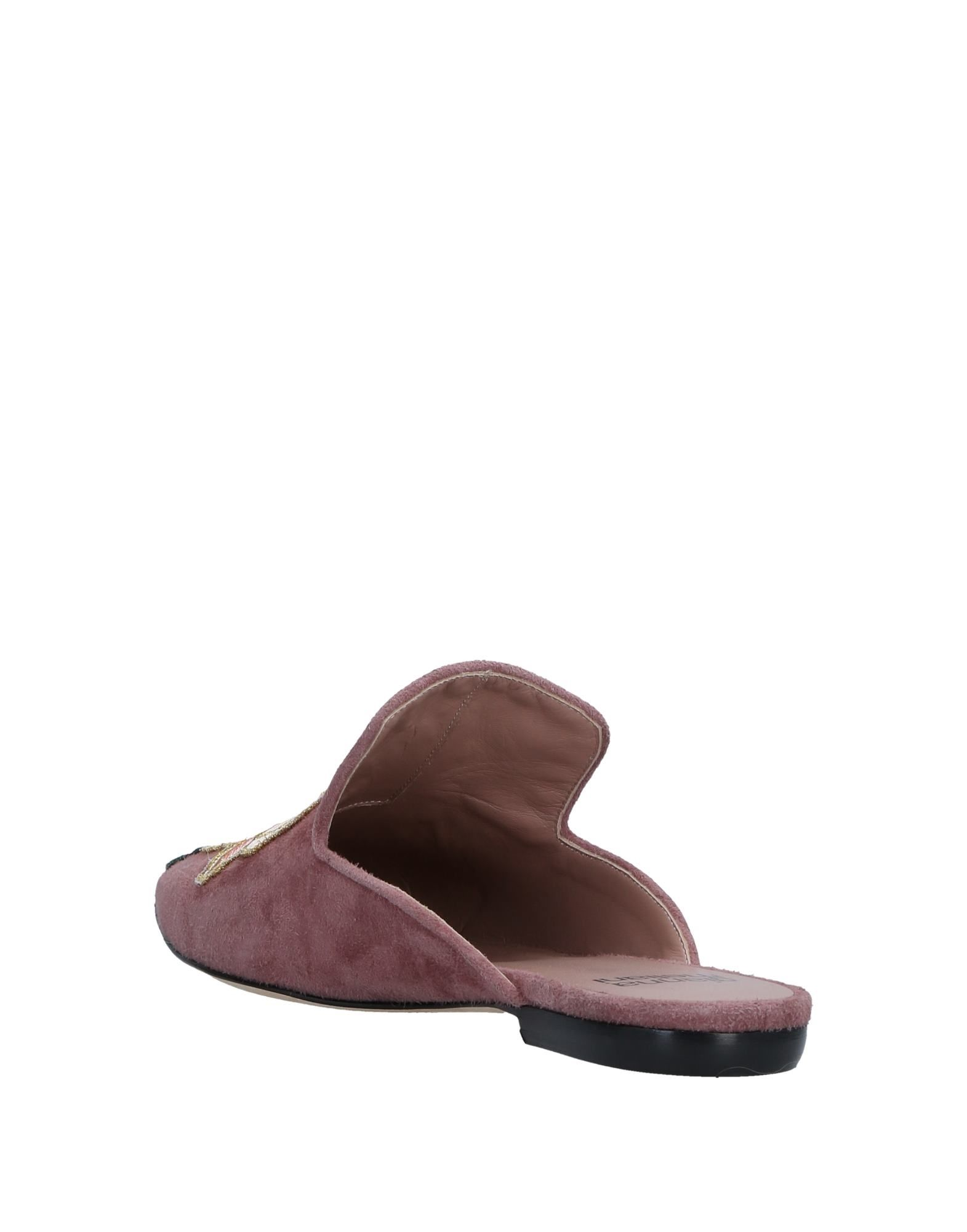 Stilvolle billige Schuhe Damen Gianna Meliani Pantoletten Damen Schuhe  11507082CM 7ce58f