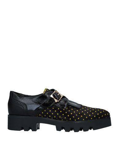 Grandes descuentos 100 últimos zapatos Mocasín Hundred 100 descuentos Mujer - Mocasines Hundred 100- 11515122KR Negro d907ed